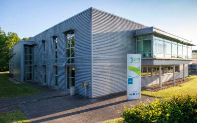 L'IMT de Tours (laboratoire pharmaceutique – pharma-cosméto)