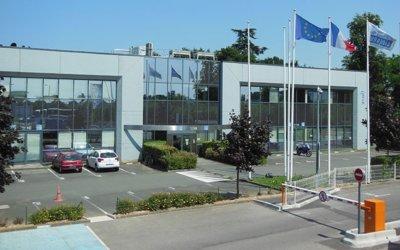 Plateau technique du Groupe IMT à Evry