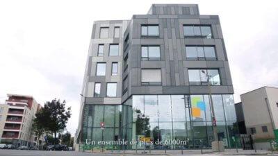 Plateau technique du Groupe IMT à Lyon