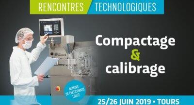 Rencontres Technologiques - Compactage et Calibrage