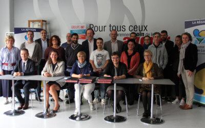 Le Groupe IMT signe le projet DEFI 37
