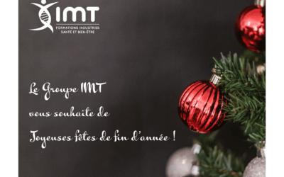 Congés fin d'année – Groupe IMT