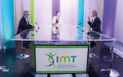 Le Groupe IMT crée l'événement sur Youtube